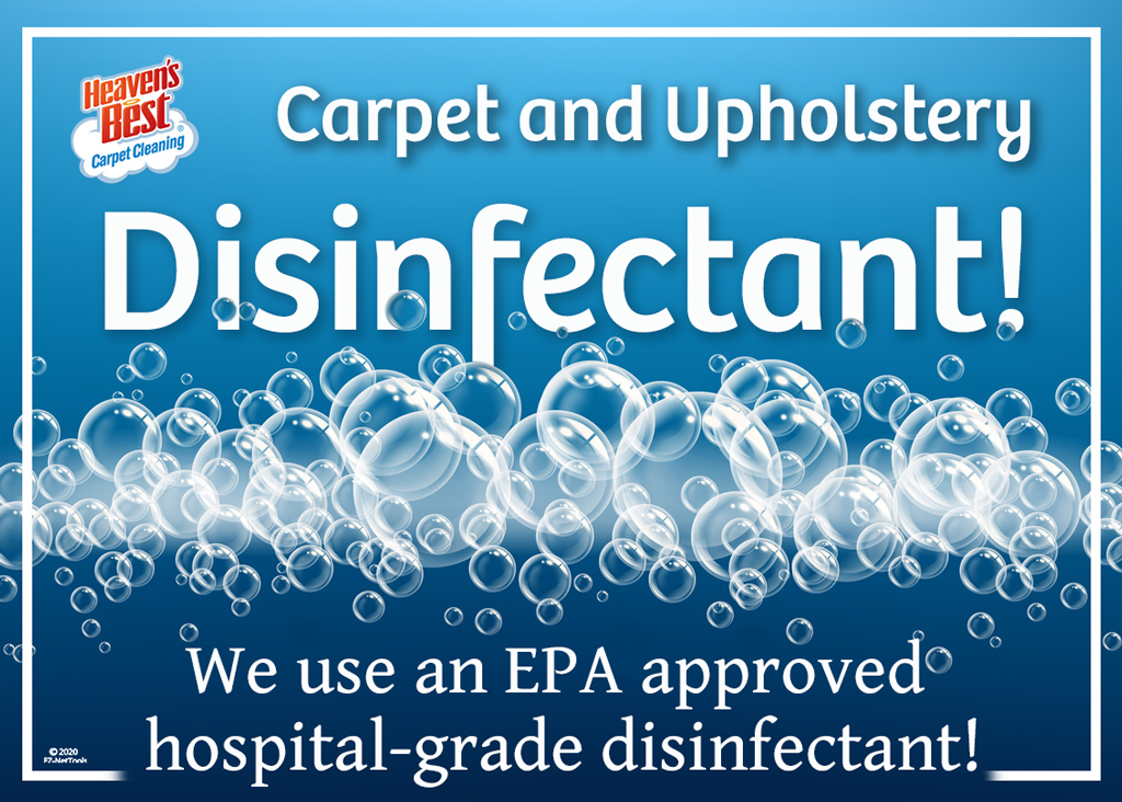 Carpet Disinfectant