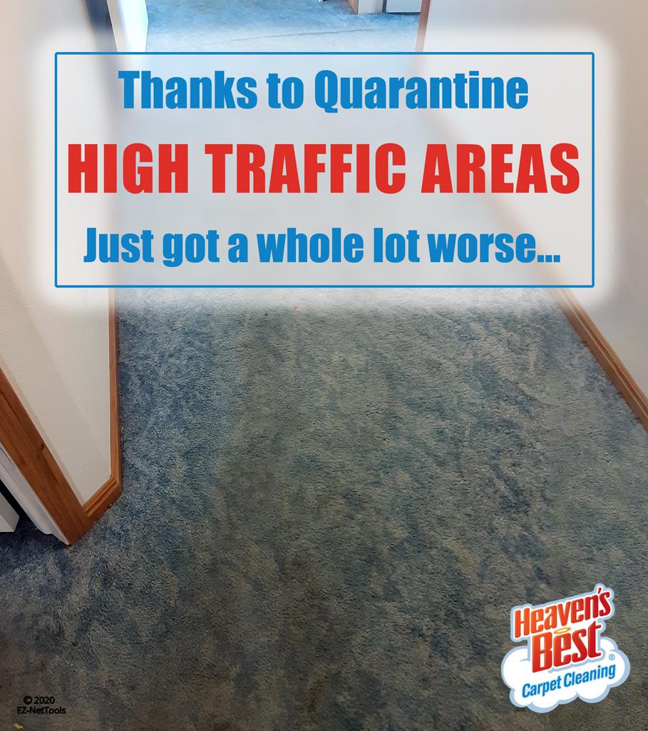 High Traffic Areas
