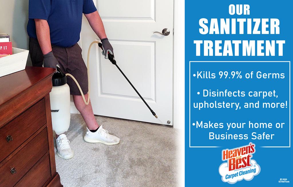 Sanitizing Treatment
